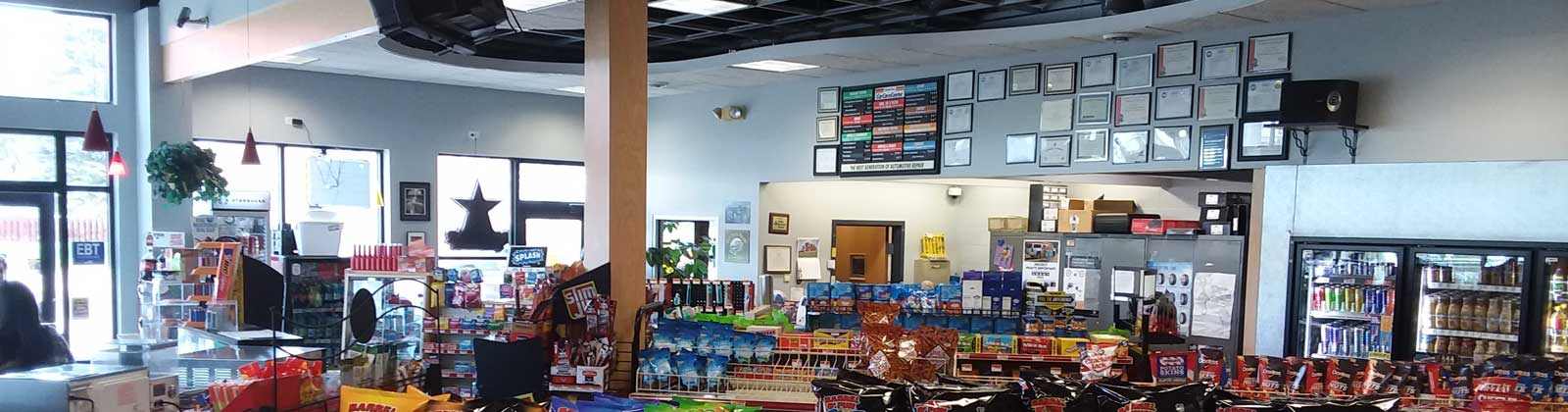 Convenience Store in Moorhead - Brady's Service Center